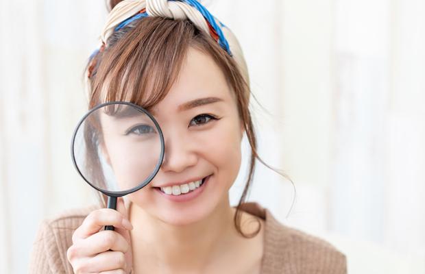 目頭切開による目もとの施術