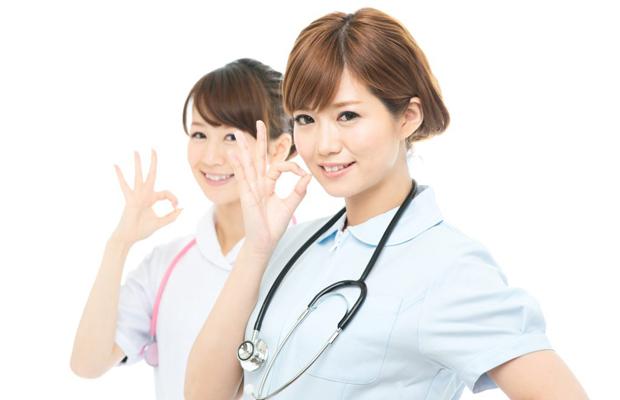 美容クリニックで働く看護師