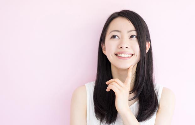 笑顔の美容看護師