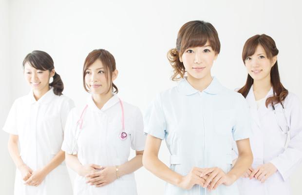 顔の綺麗な美容看護師たち